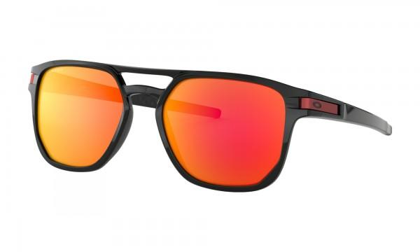LATCH BETA Sonnenbrille polished black/prizm ruby