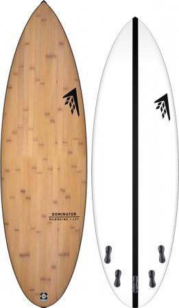 DOMINATOR LFT Surfboard round
