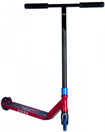 MAVEN 2020.2 Scooter Complete red gloss