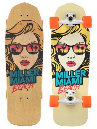 MIAMI BEACH Surfskate 2019