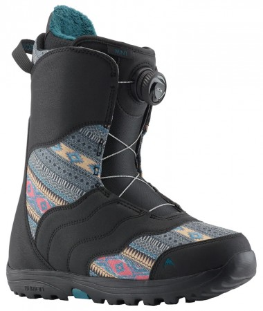 MINT BOA Boot 2019 black/multi