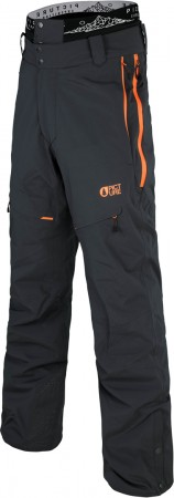 NAIKOON Hose 2019 dark blue/orange