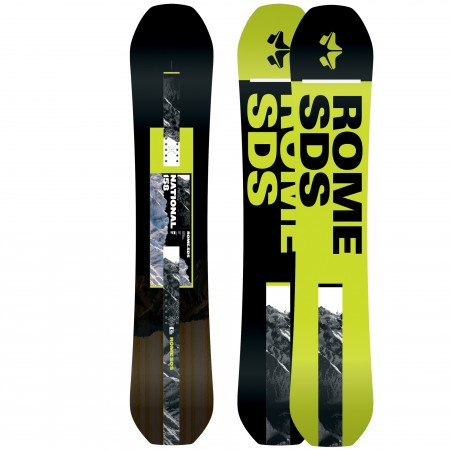 NATIONAL Snowboard 2020
