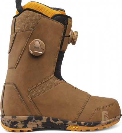TRACER Boot 2021 brown