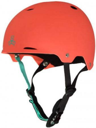 GOTHAM Helm 2021 neon tangerine rubber