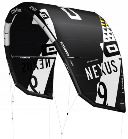 NEXUS Test-Kite black