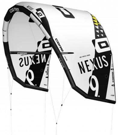 NEXUS Test-Kite white/black