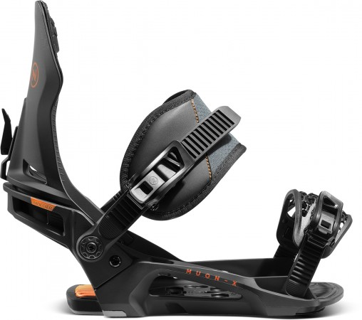 MUON-X Bindung 2021 black/orange