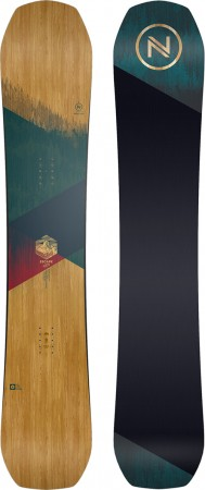 ESCAPE WIDE Snowboard 2022
