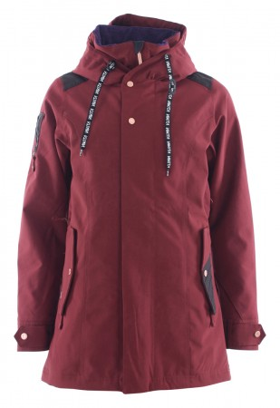 BANYON Jacket 2020 merlot
