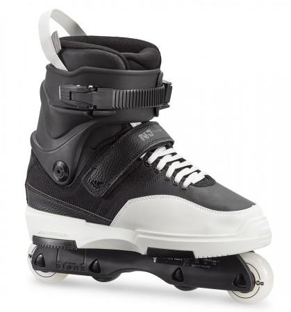 NJ TEAM Inline Skate 2020 black/white