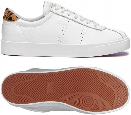 2843-COMFLEALEOPARD Shoe 2020 white animalier