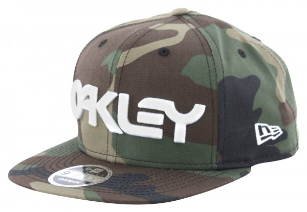 MARK II NOVELTY Snapback Cap 2020 core camo