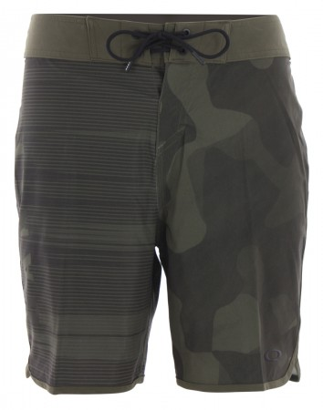 UTAH CAMO MASH 19 Boardshort 2019 dark brush