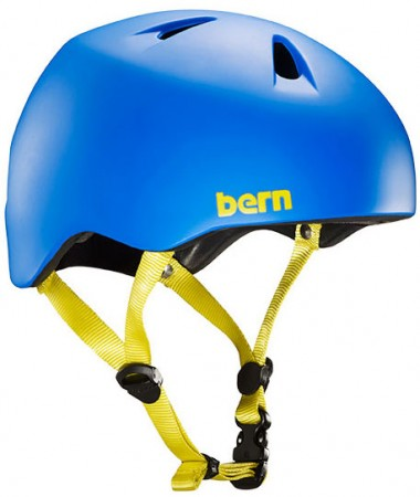 OLLIE KIDS SKATE Helmet 2018 blue