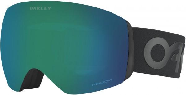 FLIGHT DECK Goggle 2020 factory pilot blackout/prizm jade iridium