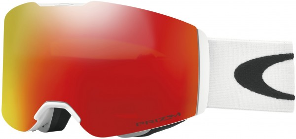 FALL LINE Goggle 2019 matte white/prizm torch iridium