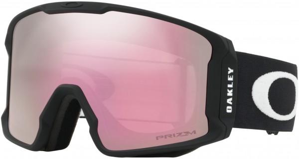 LINE MINER XM Schneebrille 2020 matte black/prizm hi pink iridium