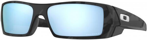 GASCAN Sonnenbrille matte black camo/ prizm deep water polarized