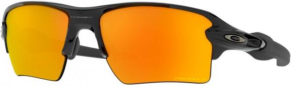 FLAK 2.0 XL Sonnenbrille polished black/prizm ruby polarized