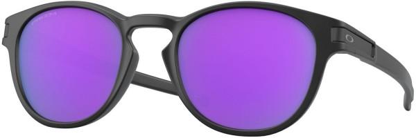 LATCH Sonnenbrille  matte black/prizm violet