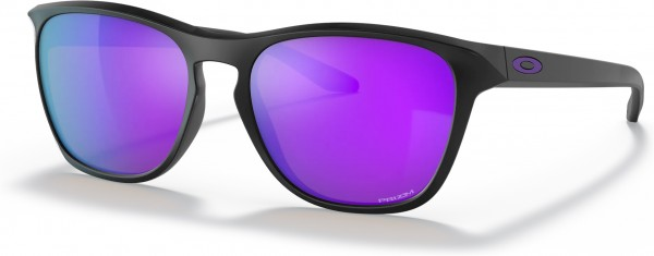 MANORBURN Sonnenbrille matte black/prizm violet