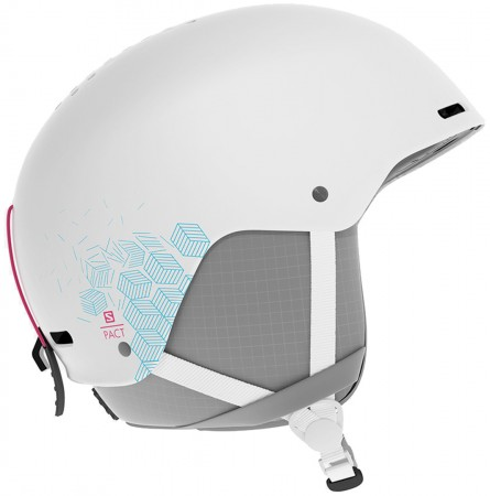 PACT Helm 2020 white