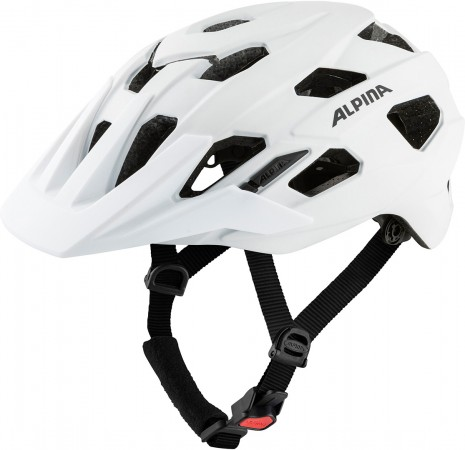 PLOSE MIPS Helm 2021 white matt