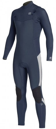 FURNACE ABSOLUTE 5/4 CHEST ZIP GBS Full Suit 2020 blue