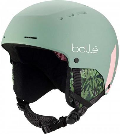 QUIZ Helm 2021 jungle pink matte