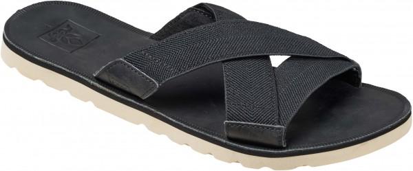 VOYAGE SLIDE Sandale 2017 black