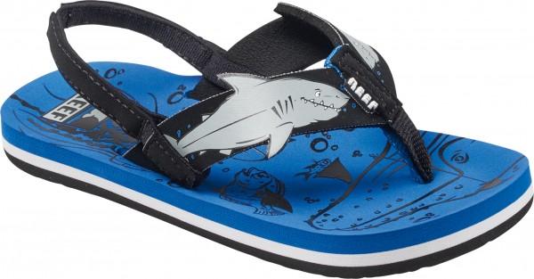 AHI SHARK Sandale 2018 blue shark