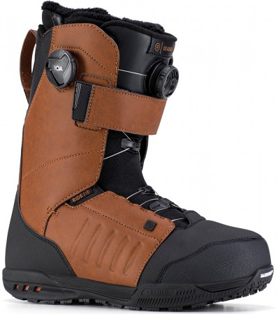 DEADBOLT Boot 2019 brown