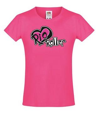 LOGO T-Shirt pink