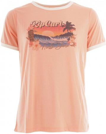 TIKI RINGER T-Shirt 2021 peach