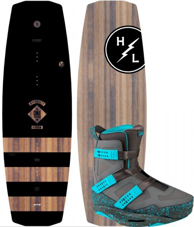 RIPSAW THE ONE EDITION 145 inkl. RONIX SUPREME Boots