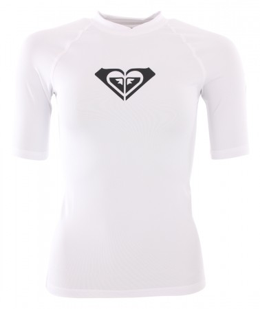 WHOLE HEARTED SS Lycra 2019 white