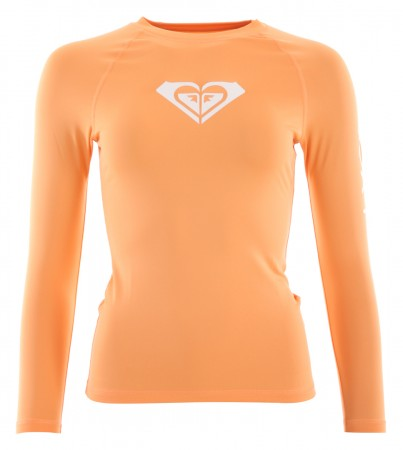 WHOLE HEARTED LS Lycra 2021 salmon buff