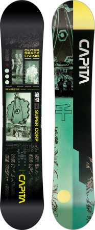 OUTERSPACE LIVING WIDE Snowboard 2021