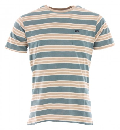 LUCAS STRIPE T-Shirt 2019 pine tree