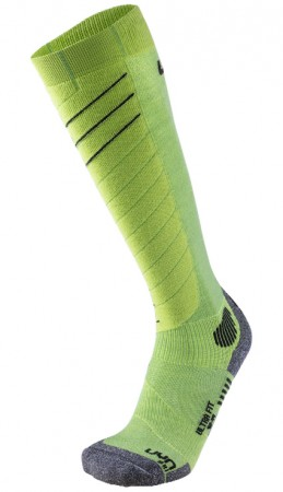 SKI ULTRA FIT Socken 2020 green/black