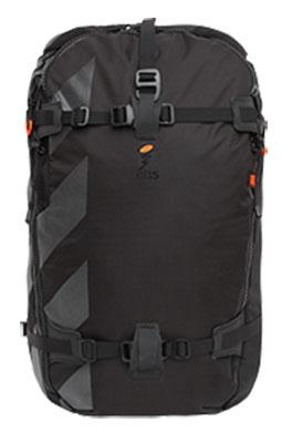 S CAPE ZIP ON COMPACT 14L Pack 2020 storm black