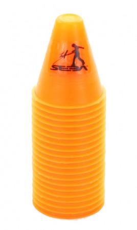 SLALOM Cones 20 Stück orange