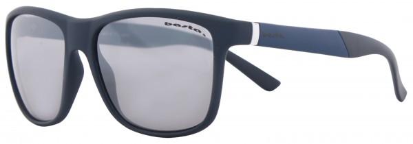 SEGMENT Sunglasses navy/silver
