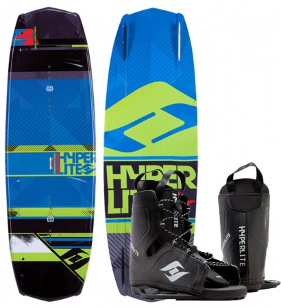 FOREFRONT 129 2014 inkl. FREQUENCY Boots