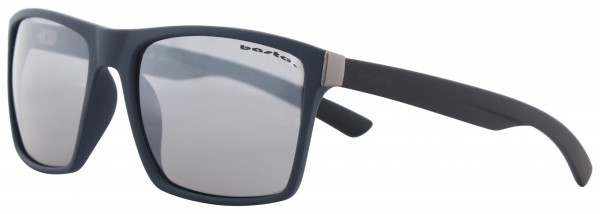 SIDEWAYS Sunglasses navy/silver