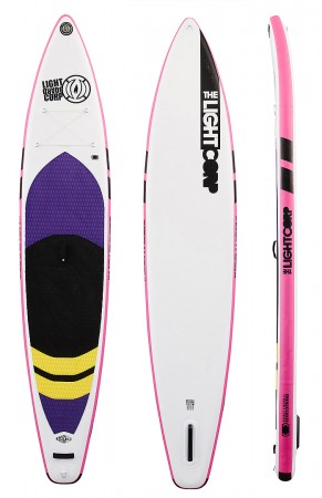 SILVER TOURER 11,6 Test SUP 2019 pink