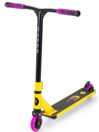 TANTRUM V9 Scooter 2021 yellow