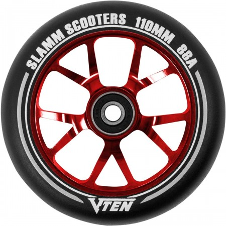 V-TEN II 110mm Rolle 2021 red