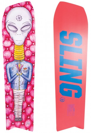 SPACE MOB Wakeboard 2020